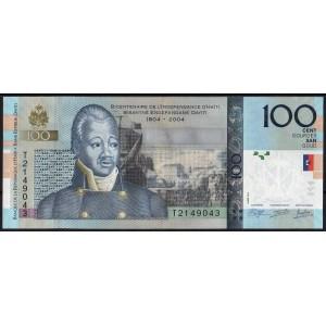 Гаити 100 гурдов 2014 - UNC