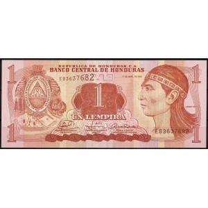 Гондурас 1 лемпира 2008 - UNC
