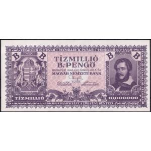 Венгрия 10000000 Б - пенге 1946 - UNC