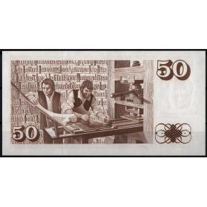 Исландия 50 крон 1981 - UNC