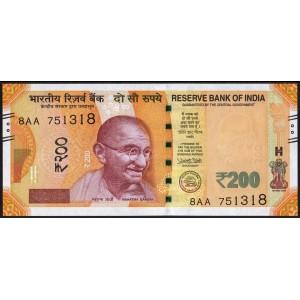 Индия 200 рупий 2017 - UNC