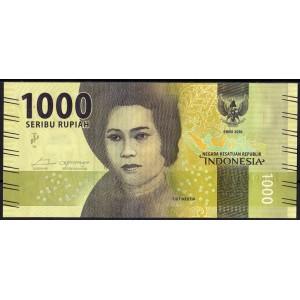 Индонезия 1000 рупий 2016 - UNC