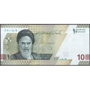 Иран 100000 риалов 2021 - UNC