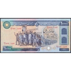 Иран 10000 риалов 1981 - UNC