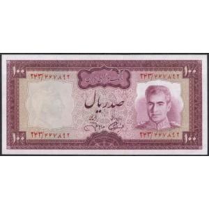 Иран 100 риалов 1971 - UNC