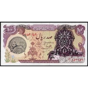 Иран 100 риалов 1978 - UNC