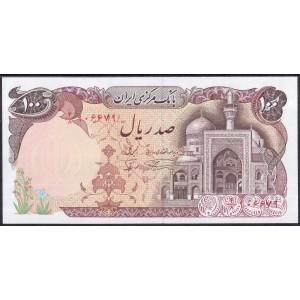 Иран 100 риалов 1982 - UNC