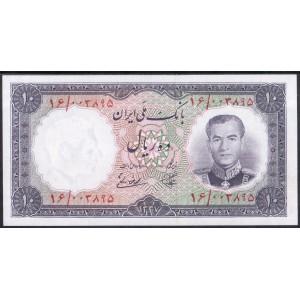 Иран 10 риалов 1958 - UNC