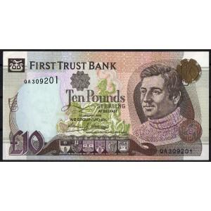 Северная Ирландия 10 фунтов 1998 - UNC