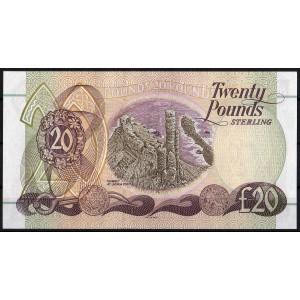 Северная Ирландия 20 фунтов 2007 - UNC