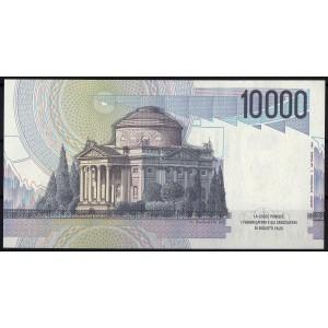 Италия 10000 лир 1984 - UNC