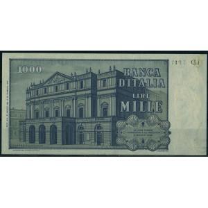 Италия 1000 лир 1981 - AUNC
