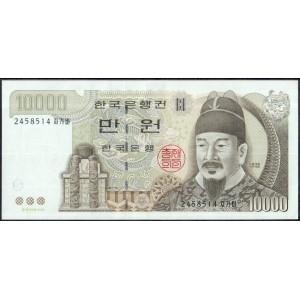 Корея 10000 вон 2000 - UNC