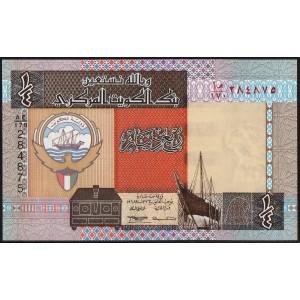 Кувейт 1/4 динара 1994 - UNC
