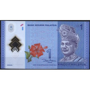 Малайзия 1 ринггит 2012 - UNC
