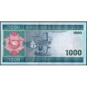 Мавритания 1000 угий 2006 - UNC