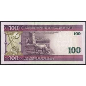 Мавритания 100 угий 2006 - UNC