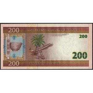 Мавритания 200 угий 2004 - UNC