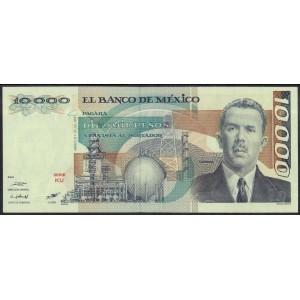 Мексика 10000 песо 1985 - UNC