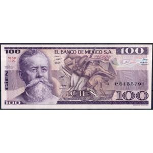 Мексика 100 песо 1981 - UNC