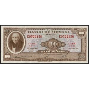 Мексика 100 песо 1970 - UNC