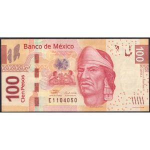 Мексика 100 песо 2008 - UNC