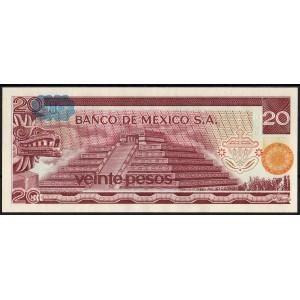 Мексика 20 песо 1977 - UNC