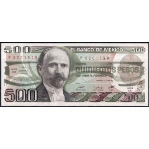 Мексика 500 песо 1983 - UNC