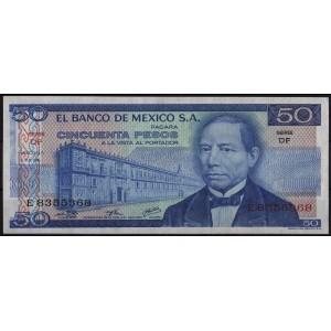 Мексика 50 песо 1976 - UNC