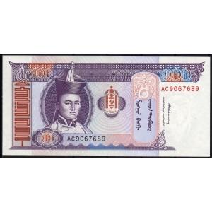 Монголия 100 тугриков 1994 - UNC