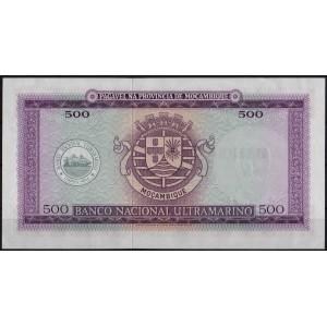 Мозамбик 500 эскудо 1976 - UNC