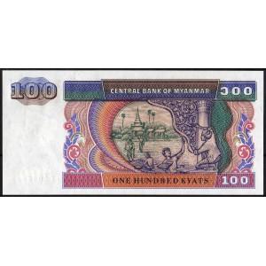 Мьянма 100 кьят 1994 - UNC
