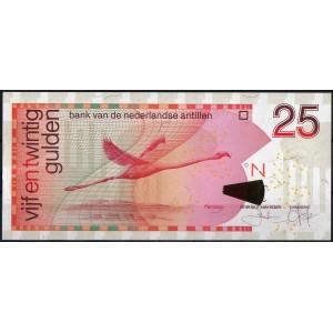 Антильские острова 25 гульденов 2008 - UNC