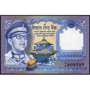 Непал 1 рупия 1974 - UNC
