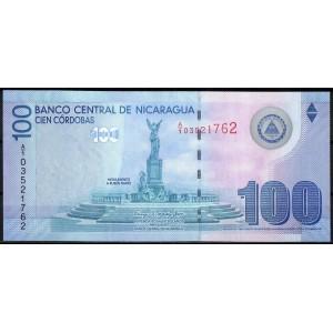 Никарагуа 100 кордоб 2007 - UNC