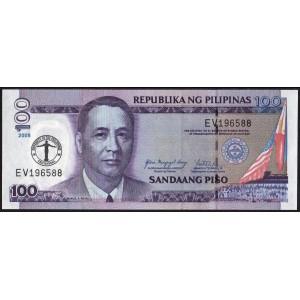 Филиппины 100 песо 2008 - UNC