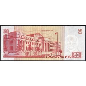 Филиппины 50 песо 2013- UNC