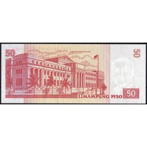 Филиппины 50 песо 2013 -- UNC
