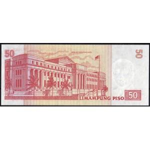 Филиппины 50 песо 2013 - UNC