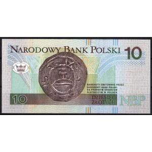 Польша 10 злотых 1994 - UNC