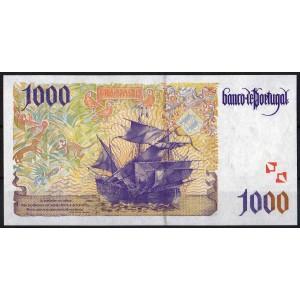 Португалия 1000 эскудо 1996 - UNC