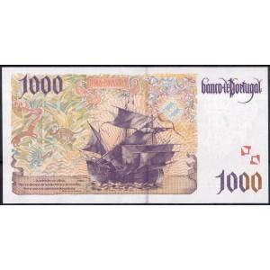 Португалия 1000 эскудо 1998 - UNC