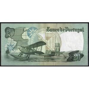 Португалия 20 эскудо 1978 - AUNC