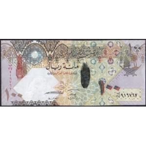 Катар 100 риалов 2007 - UNC