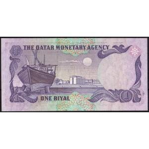 Катар 1 риал 1985 - UNC