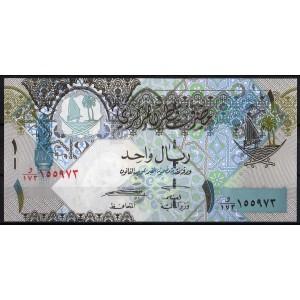 Катар 1 риал 2008 - UNC
