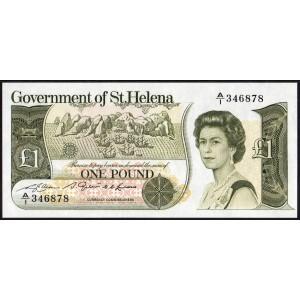 Остров Святой Елены 1 фунт 1981 - UNC