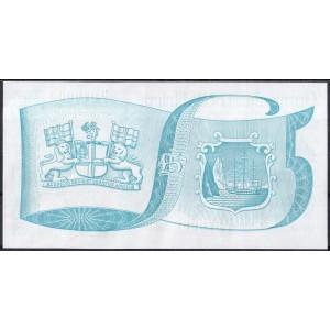 Остров Святой Елены 5 фунтов 1998 - UNC