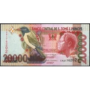 Сан-Томе и Принсипи 20000 добр 2004 - UNC