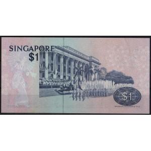 Сингапур 1 доллар 1976 - UNC